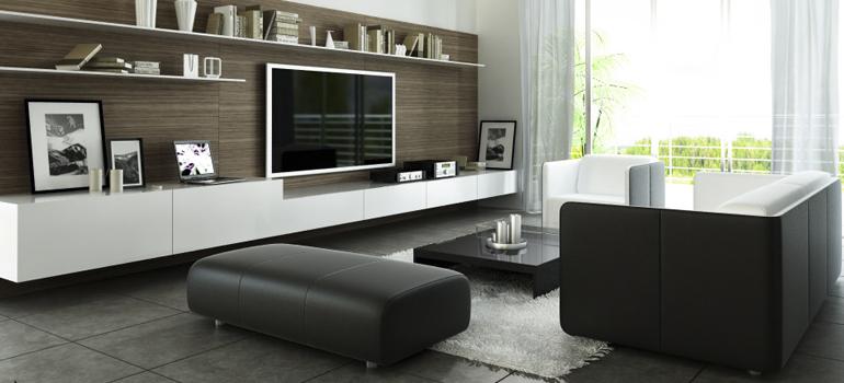 Tips Desain Interior Ruang Keluarga