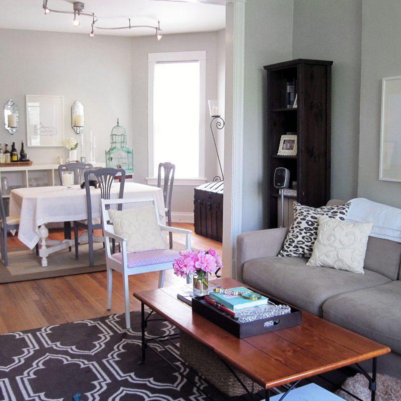 Tips Menggabungkan Ruang Keluarga Dan Ruang Makan
