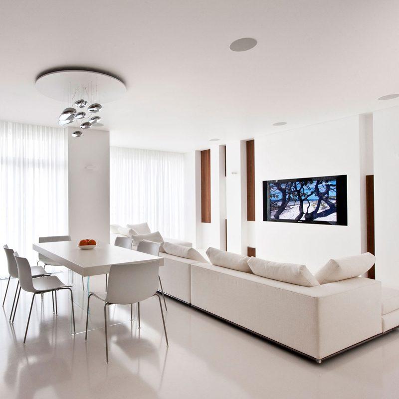 Desain Interior Apartemen Sederhana