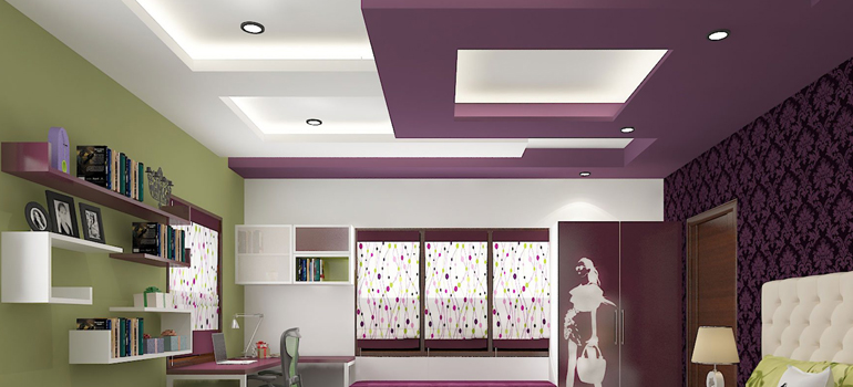 Tips Variasi Warna Plafond
