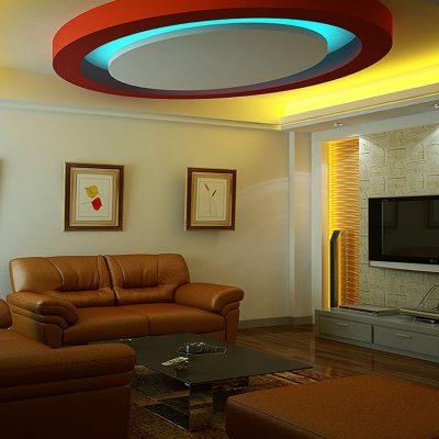 Tips Variasi Warna Plafond