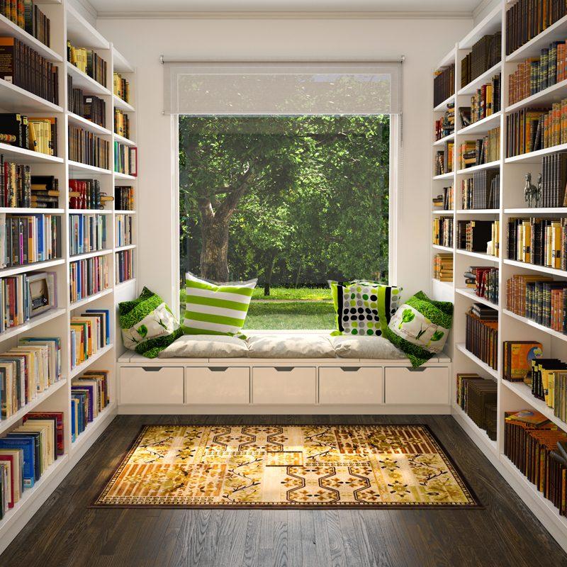 Tips Perpustakaan Rumah